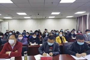 六盘水市水城县卫生健康体系举行健康扶贫冲刺90天打赢歼灭战发动会